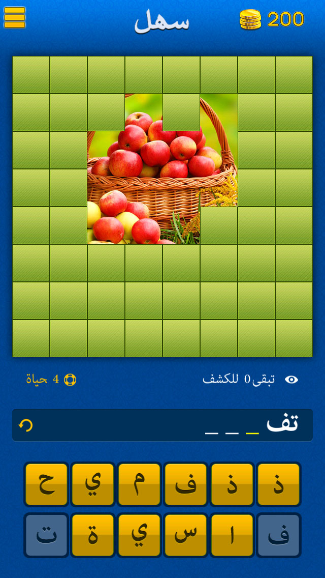 What's the Picture? ~ ما هي الصورة؟